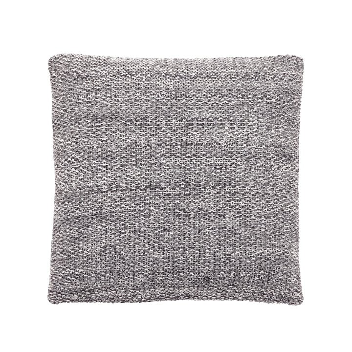 Pearl Knitted Cushion