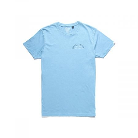 Deus Navigation Tee Custom Surfboards